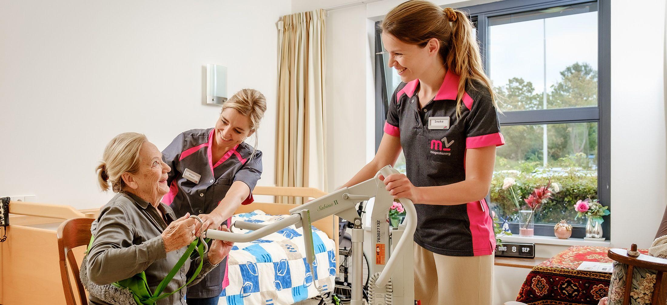 Verpleegkundige Magentazorg