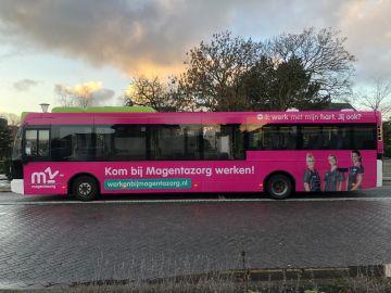 Magentazorg bus